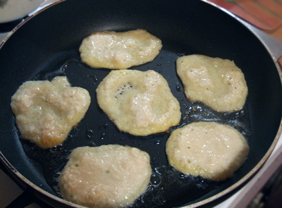 Frying Draniki