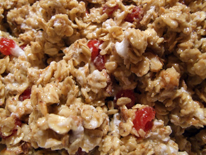 Oatmeal cookie mix