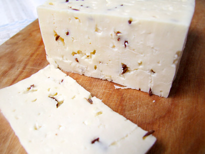 Latvian Midsummer Cheese