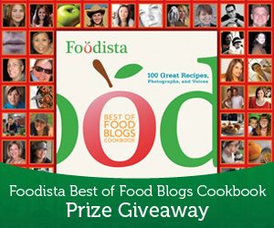 Foodista Prize Giveaway