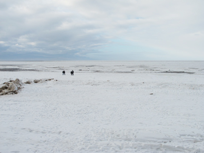 Jurmala in winter